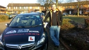 intensive driving course peterborough