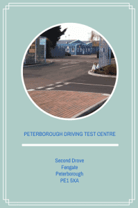 Peterborough Driving Centre