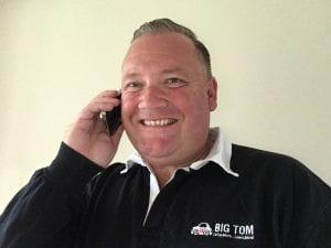 tom phone